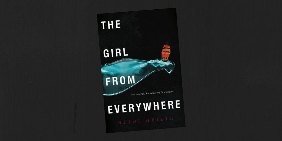 The Girl from Everywhere by Heidi Heilig Book Review