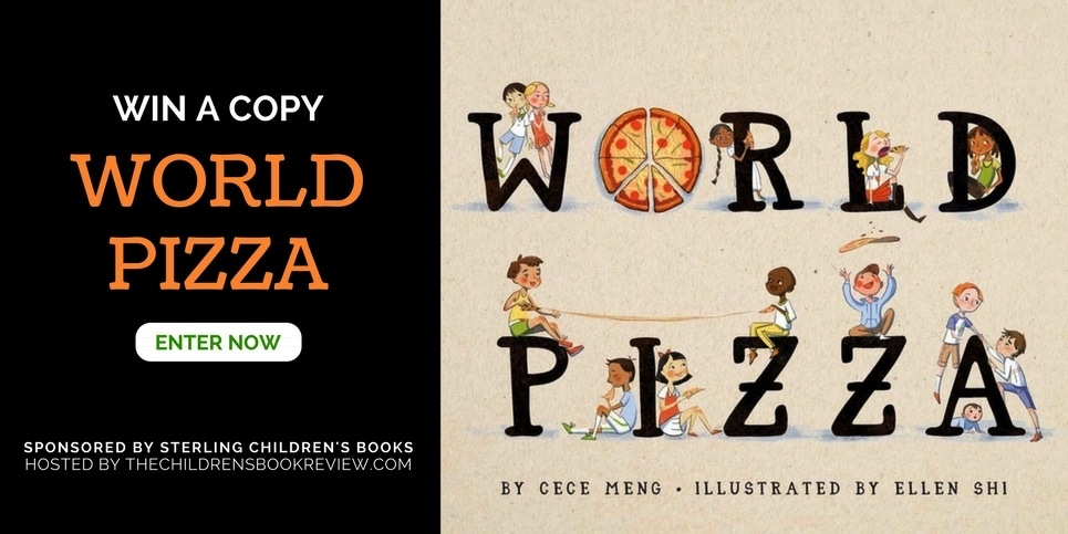 World Pizza by Cece Meng Book Giveaway