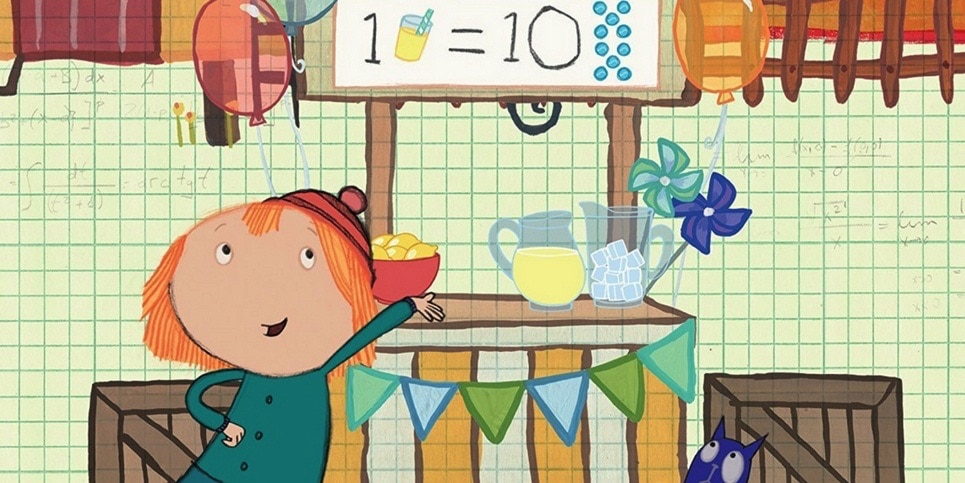 Peg and Cat The Lemonade Problem Book Review