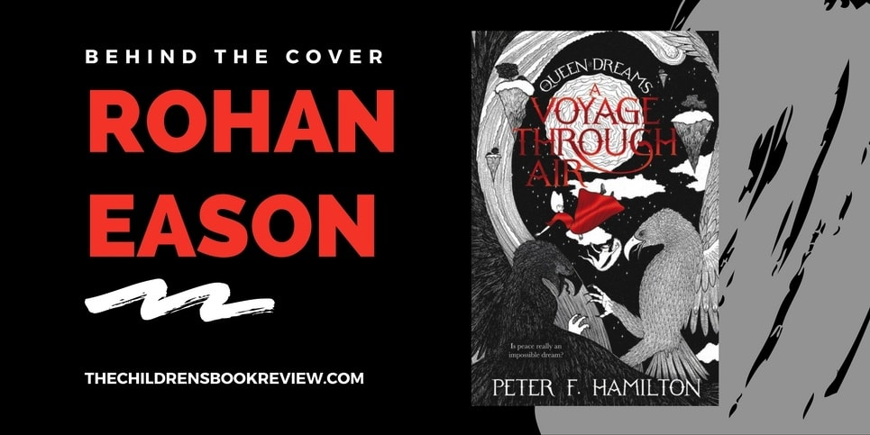 Behind the Cover Rohan Eason Cover Artist for A Voyage Through Air