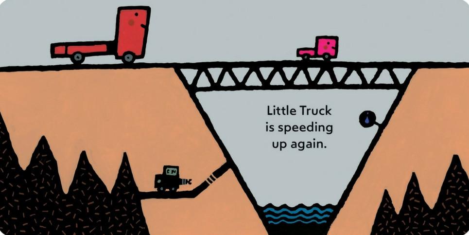 Little-Truck-by-Taro-Gomi-Illustration