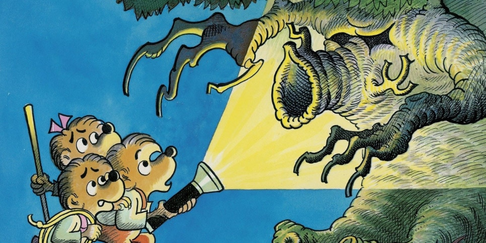 Best-Selling-Kids-Book-Series-October-2018-The-Berenstain-Bears-and-the-Spooky-Old-Tree