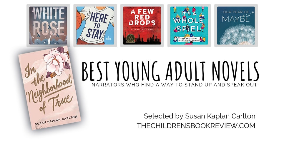 5-Young-Adult-Books-with-Narrators-Who-Find-a-Way-to-Stand-up-and-Speak-Out