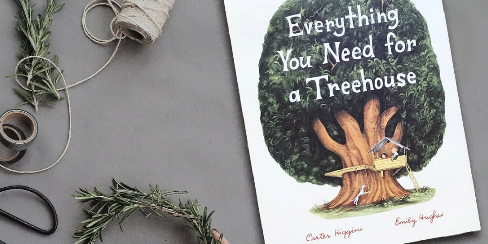 Everything-You-Need-for-a-Treehouse-by-Carter-Higgins-Book-Review