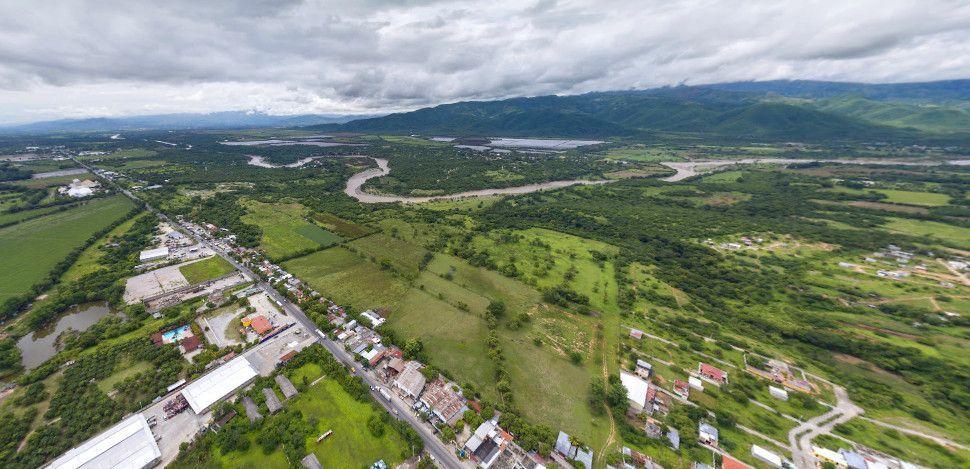 Río Motagua y Zacapa