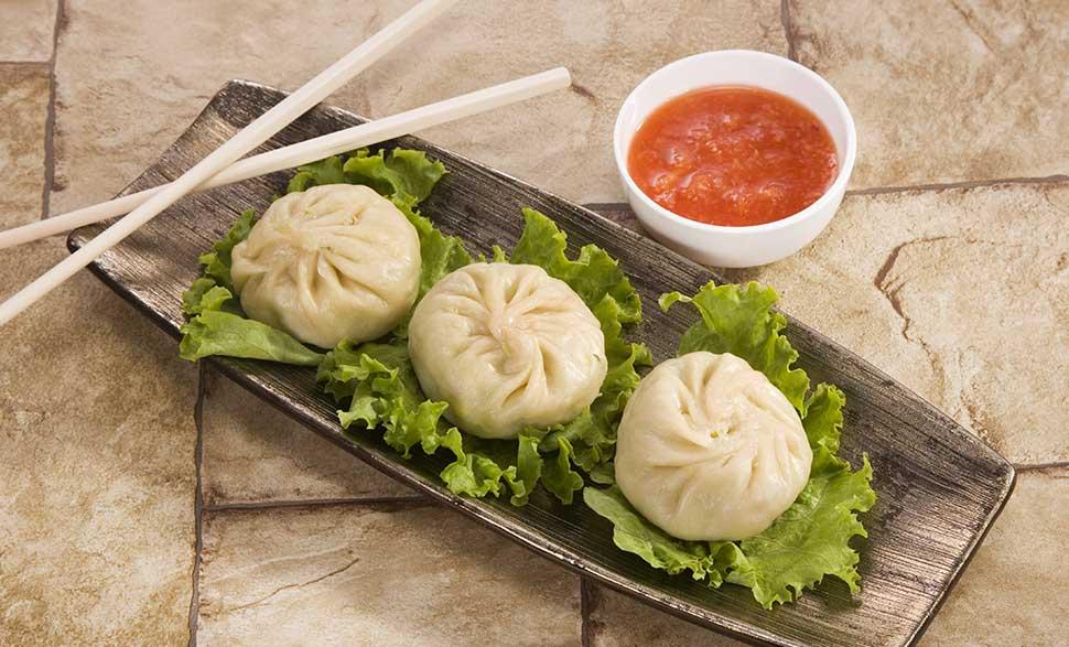 不丹素食之旅素水饺