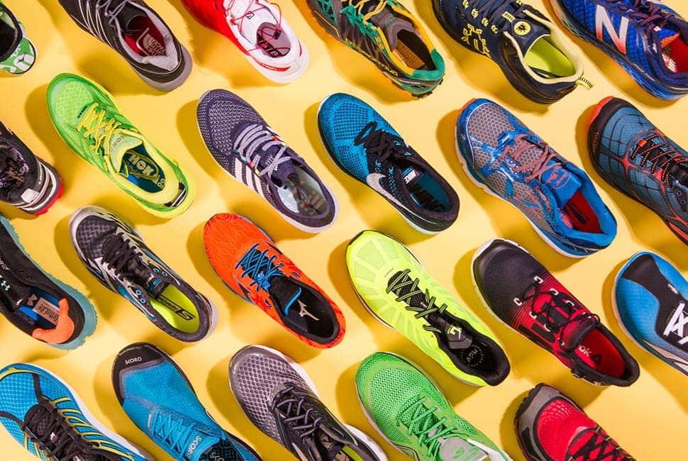Как выбрать кроссовки для бега
