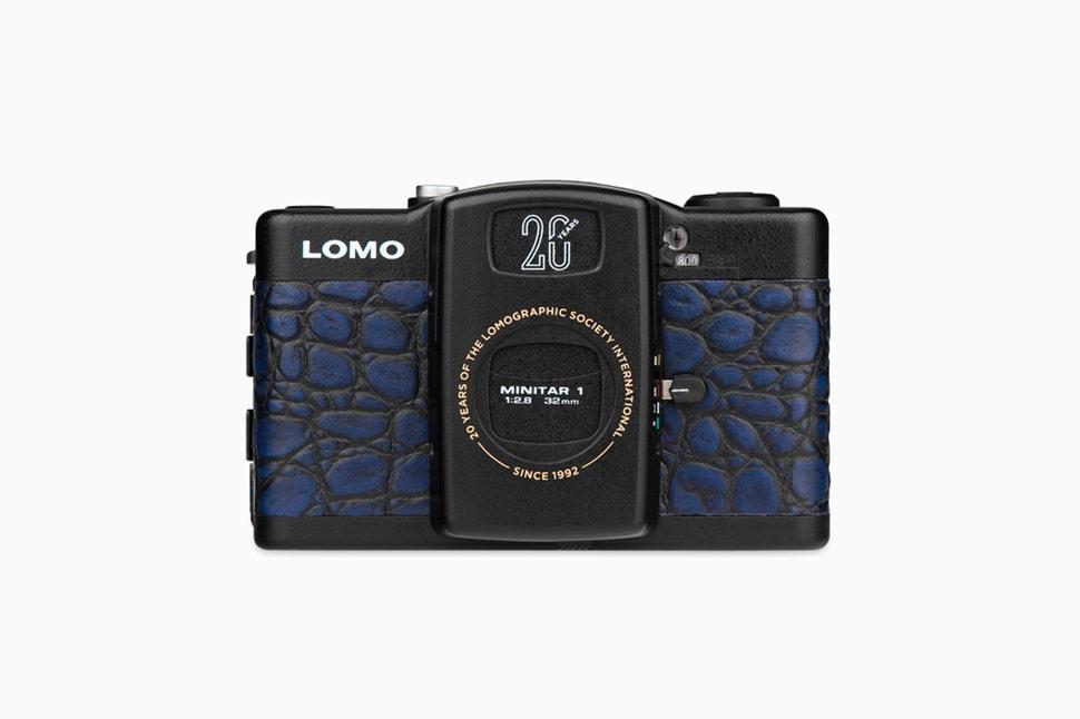 Lomo LC A 20th Anniversary