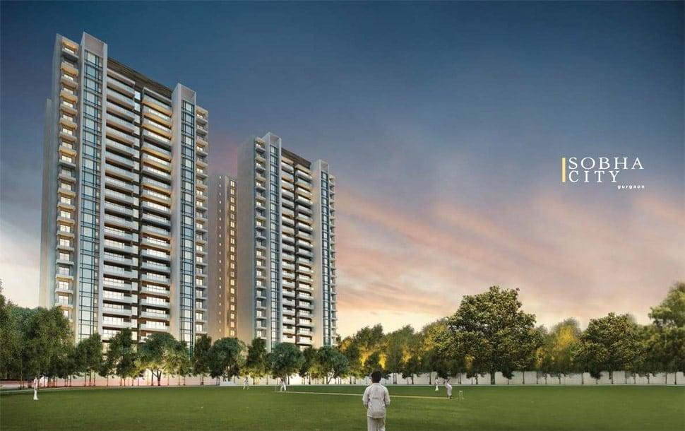 Sobha City, Sobha City Gurgaon, Sobha City Sector 108 Gurgaon, Sobha City Dwarka Expressway