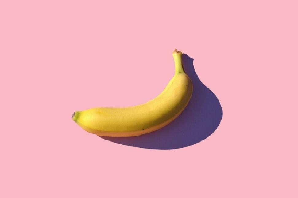 glace à la banane