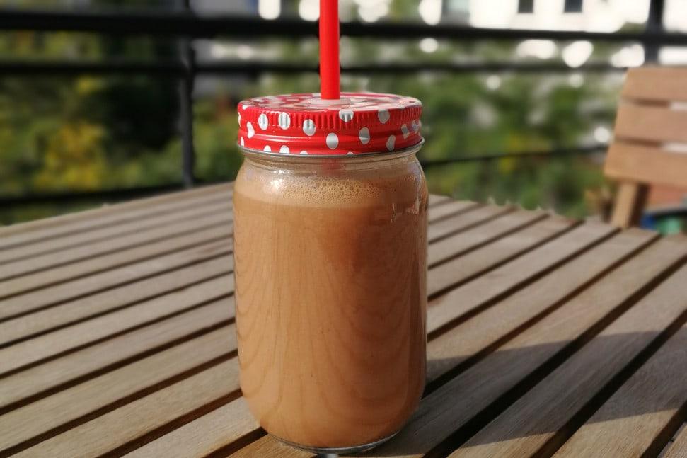 lait chocolaté