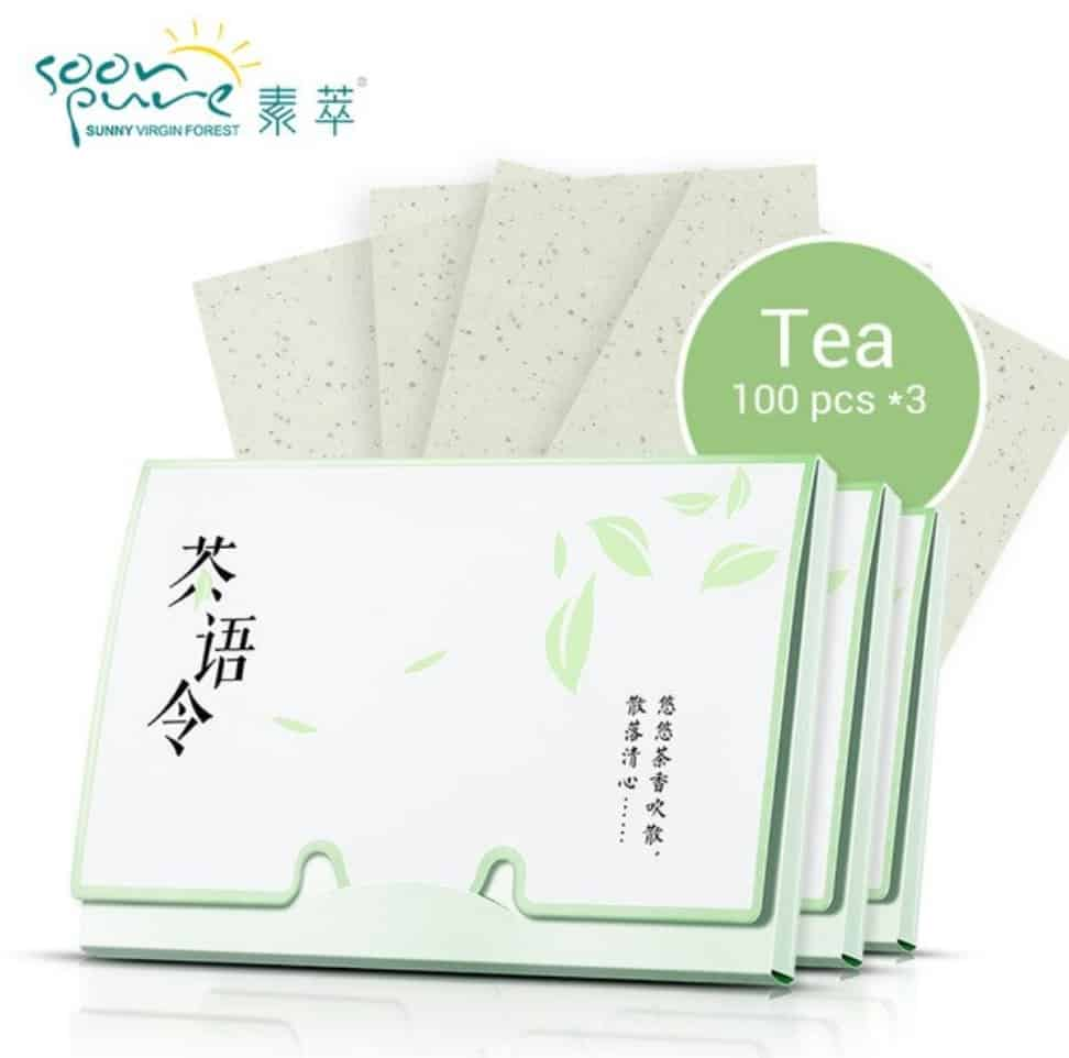 AliExpress Beauty Product Skincare Trusted Cheap Wholesale Price Safe Serum Handcream China Cosmetics Green Tea Facial Mask