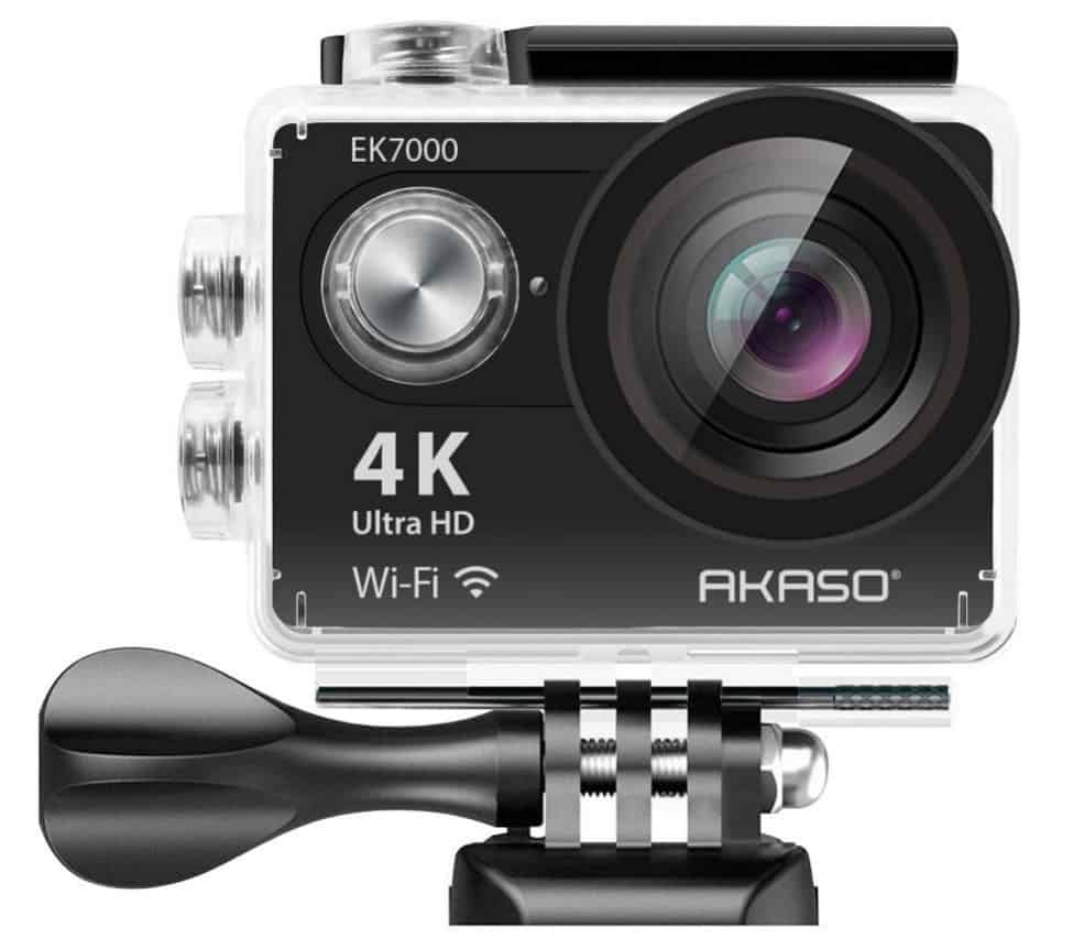 Top 5 Best AliExpress GoPro Alternatives Copy Cheap Action Camera Best Video Quality AliExpress Akaso 4k Camera 1