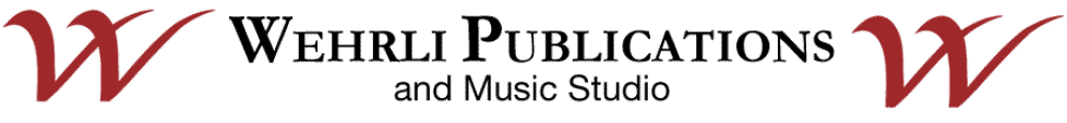 Wehrli Publications and Music Studio - Valley Village, CA