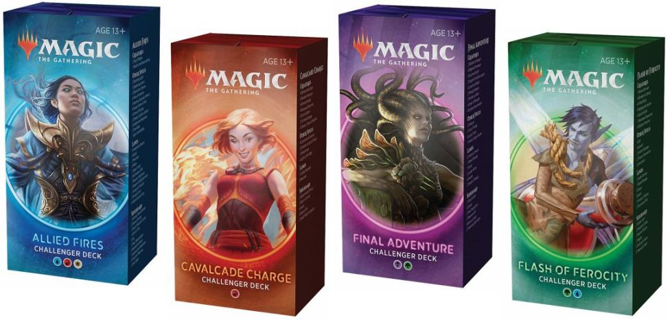 Challenger Decks 2020 Which One to Buy Banner