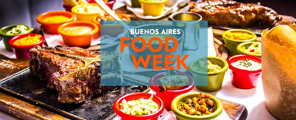 Buenos Aires Food Week 2018