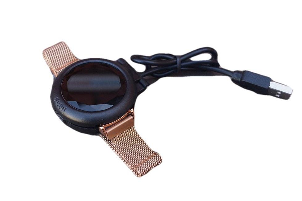 kabelek ładujący smartwatch damski H@