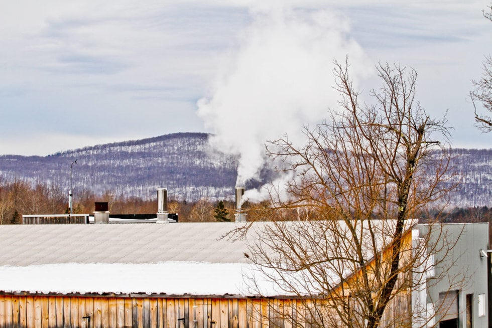 Sugarhouse Steam Runamok Maple