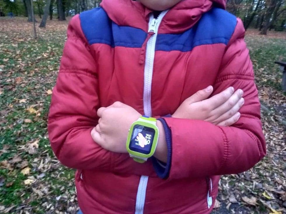 Zegarek z GPS dla dzieci F18 Filcomp