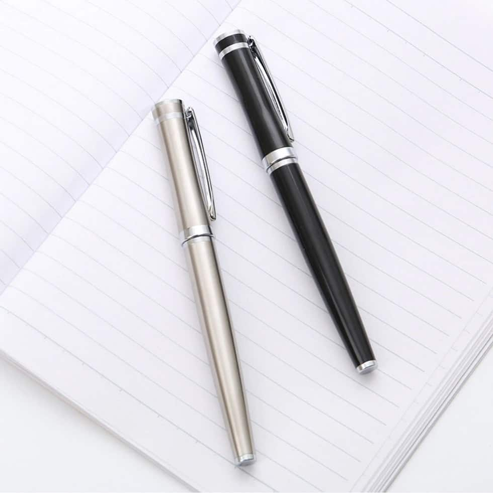AliExpress MontBlanc Fountain Pen Replica Clone Alternative Cheap full metal 1