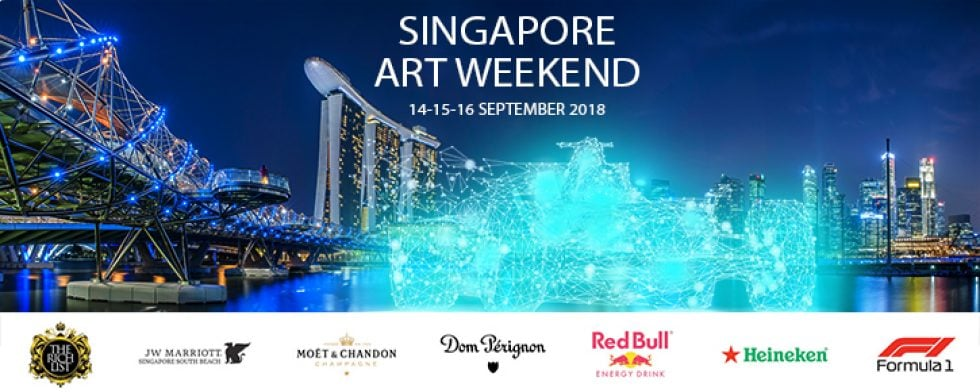 Art Weekend @ F1 Race Singapore