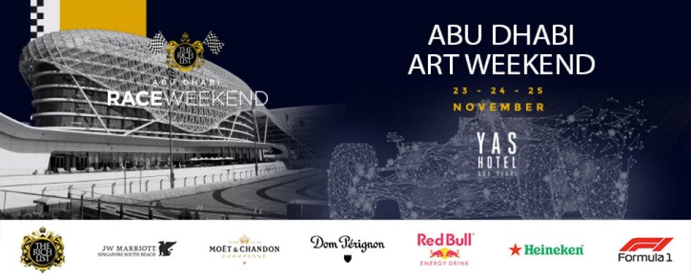 Art Weekend @ F1 Grand Prix Abu Dhabi