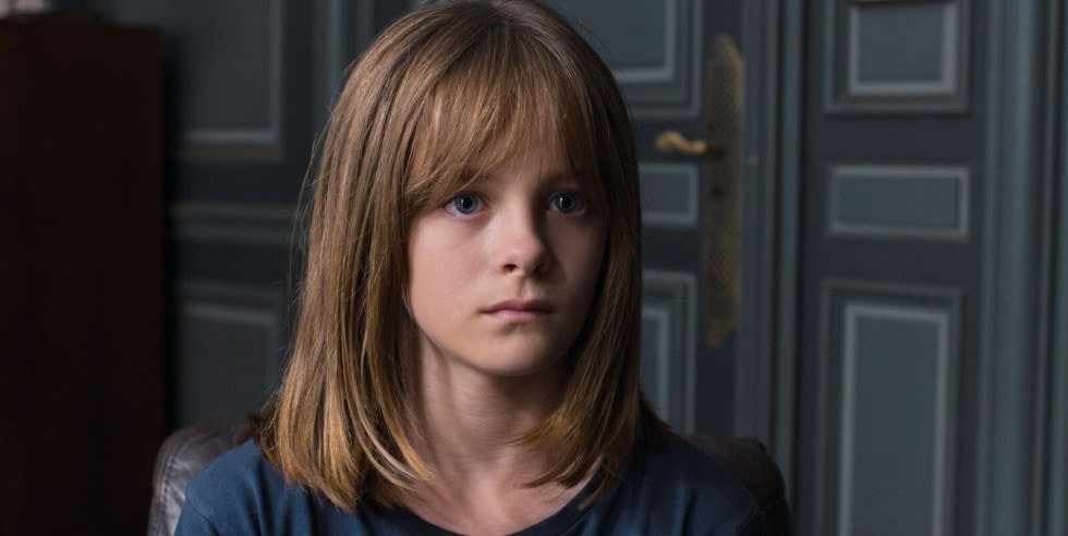 Fantine Harduin dans Happy End de Michael Haneke