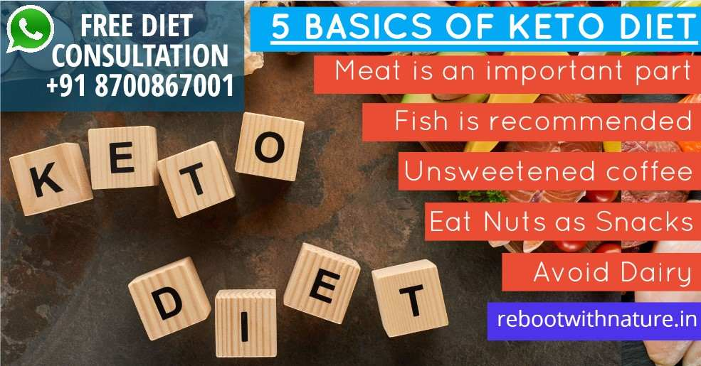 keto diet india basics