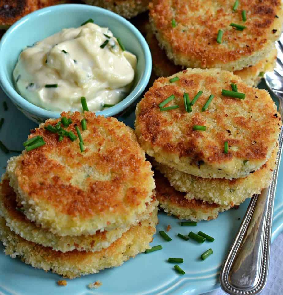 Scrumptious Potato Croquettes