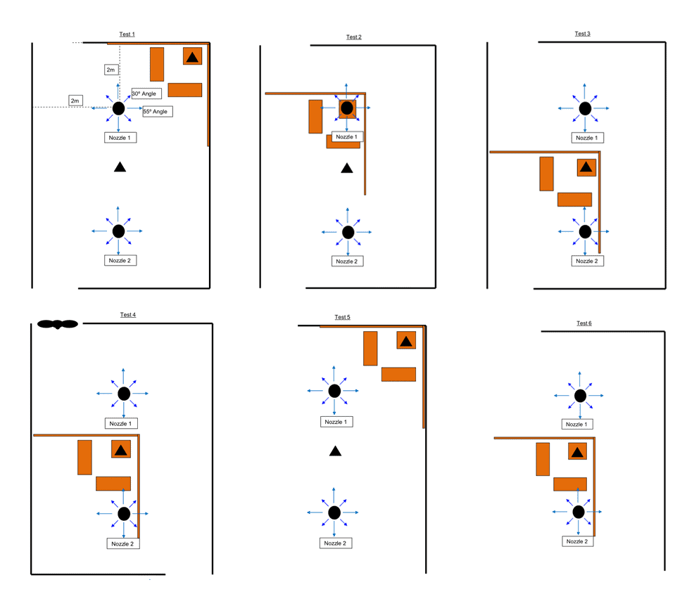 iMist BS:8458 Steps
