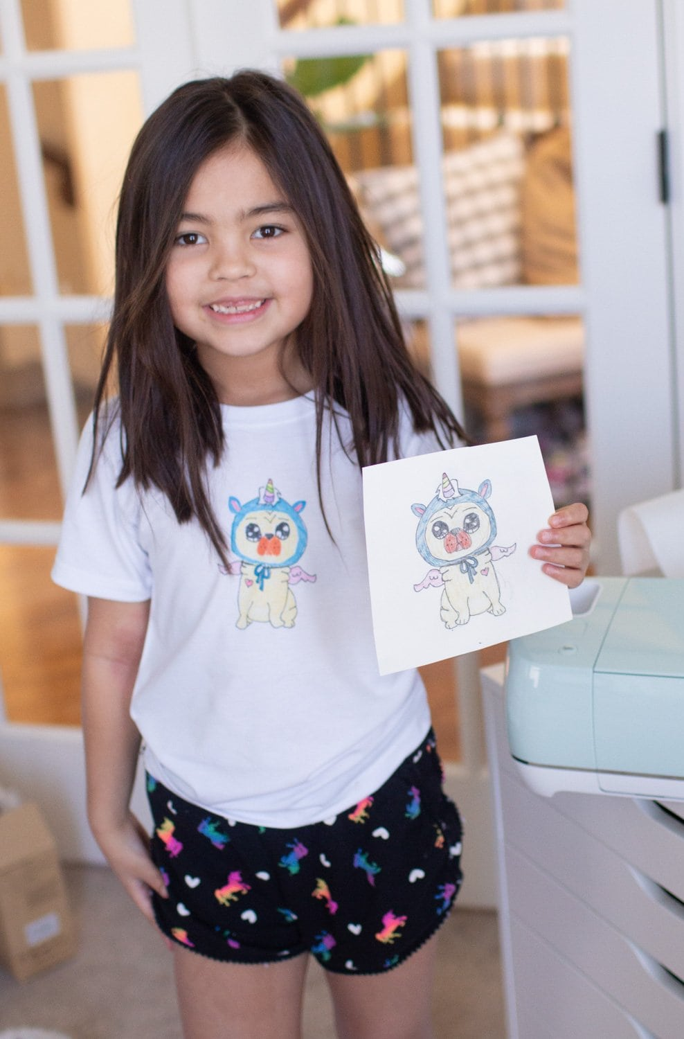 cricut infusible ink pens with drawing comparison