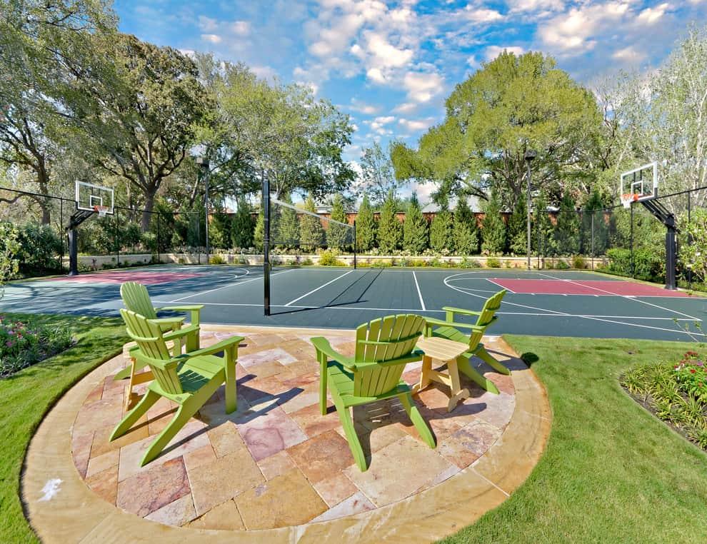 Basketball Court Idea