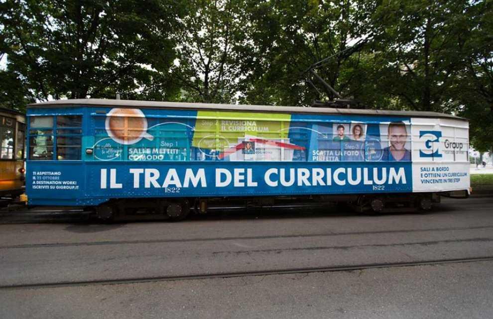 TRAM DEL CURRICULUM