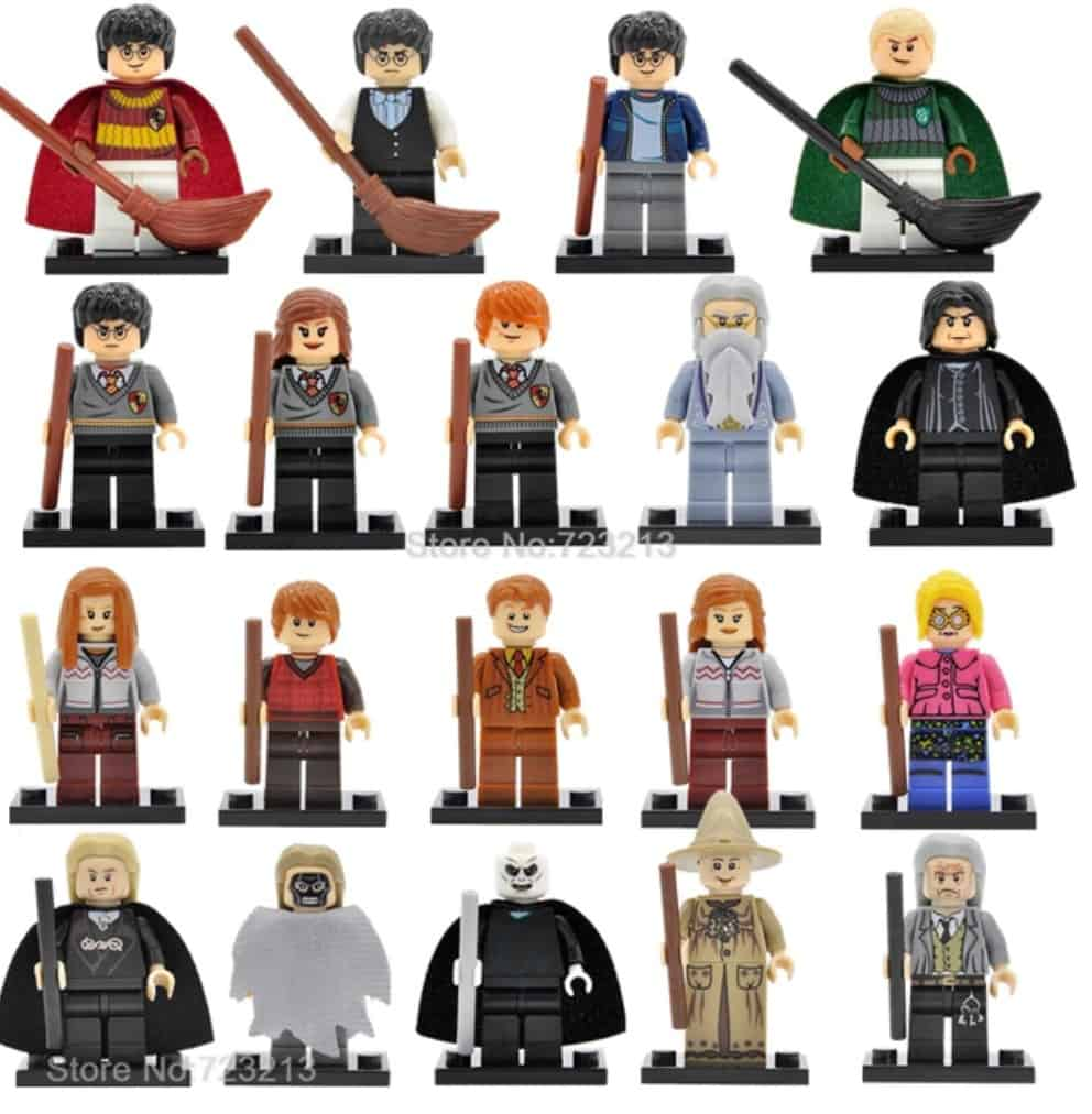 AliExpress Lego Replica Lego Alternative Lego Clone Lego Harry Potter Replica, custom lego house, lego building site, lego build your own house, mini replica, Chinese lego clones, lepin lego rival, Chinese made Lego, lego minifigs, Lego minifigure, small plastic Lego figurine, LEGO-compatible