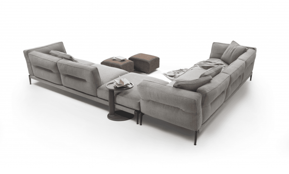 Sofa Adda - projekt Antonio Citterio, 2017