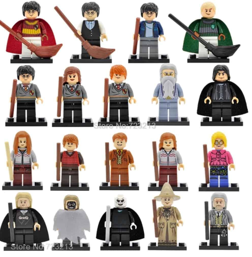 AliExpress Lego Replica Lego Alternative Lego Clone Lego Harry Potter Replica, custom lego house, lego building site, lego build your own house, mini replica, Chinese lego clones, lepin lego rival, Chinese made Lego, lego minifigs, Lego minifigure, small plastic Lego figurine, LEGO-compatible