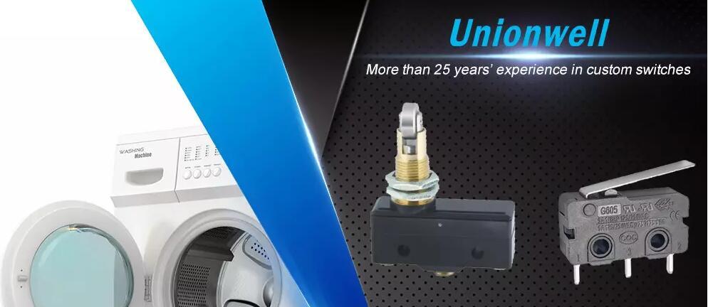 Produtos para interruptores mecânicos industriais