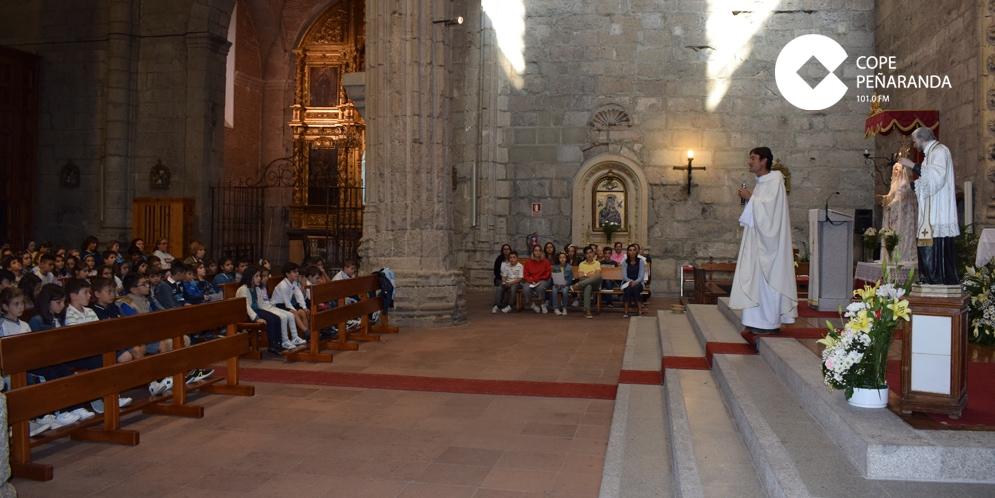 La familia vicenciana celebró hoy a San Vicente de Paúl.