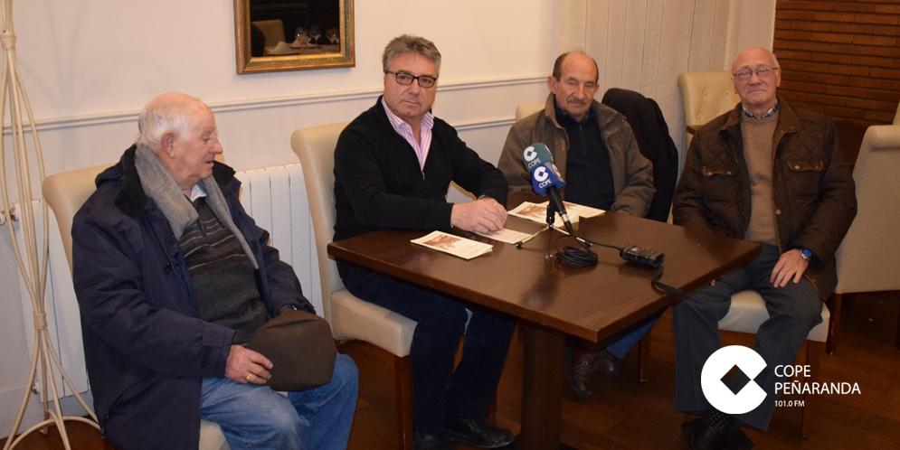 La Hermandad de Cofradías presentó el XXV Premio Nacional de poesía.