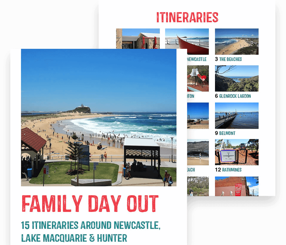 Newy with Kids summer ebook