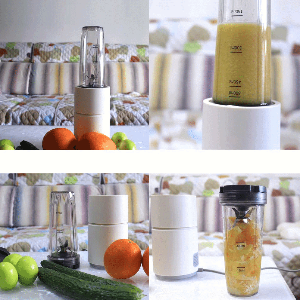 Xiaomi portable blender mi home aliexpress