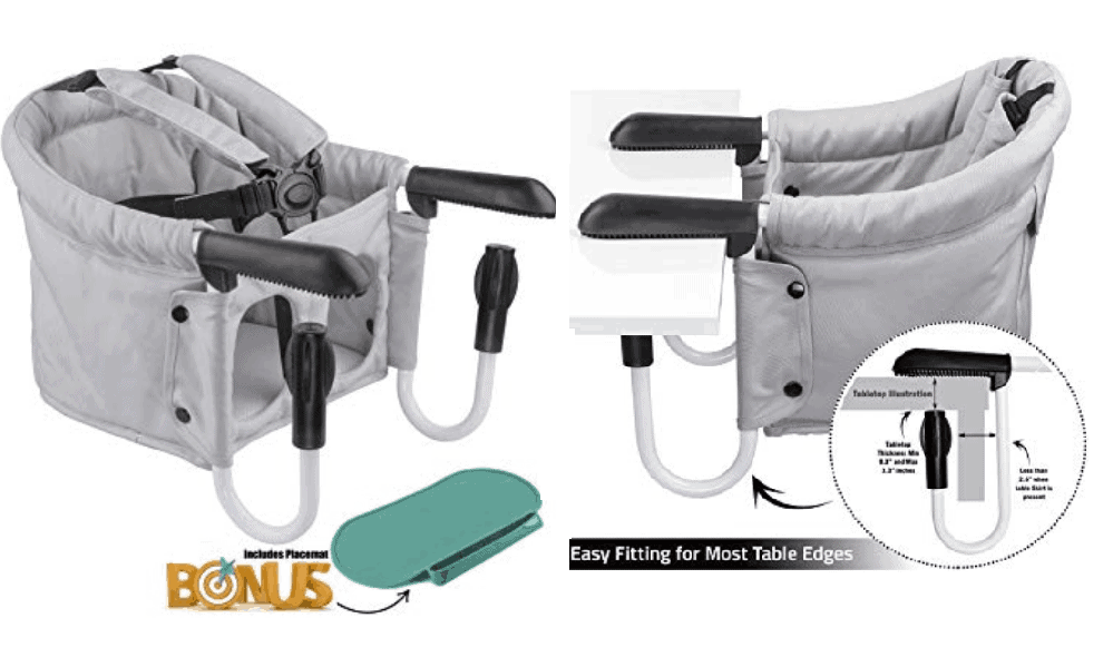 Muneca Baby Hook-on High Chair