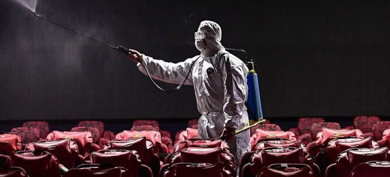 تشریح جزئیات بازگشایی سینماها از ابتدای تیرماه