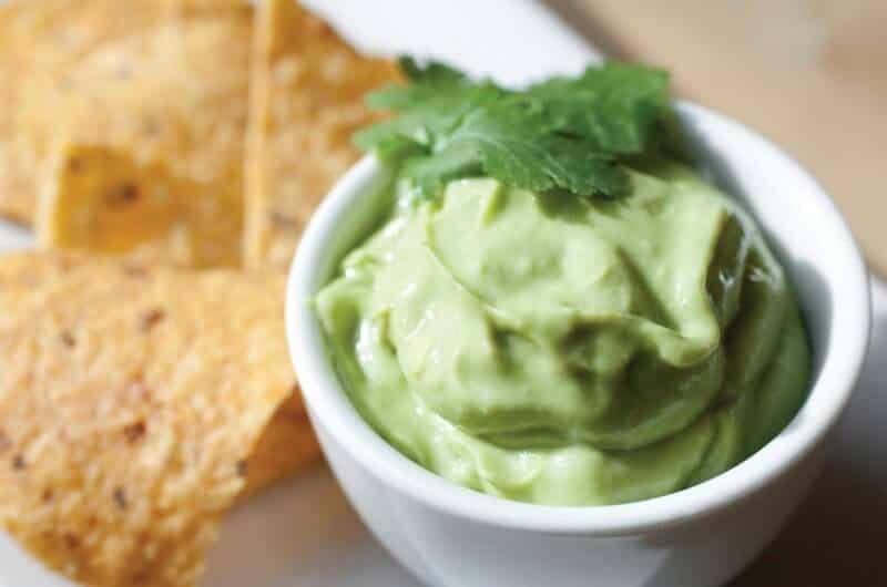 Guacamole with a Twist: Broccomoli