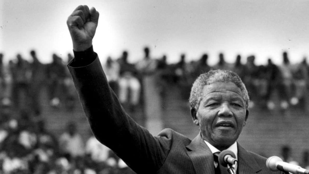 Nelson Mandela, l'invincibile forza del sogno