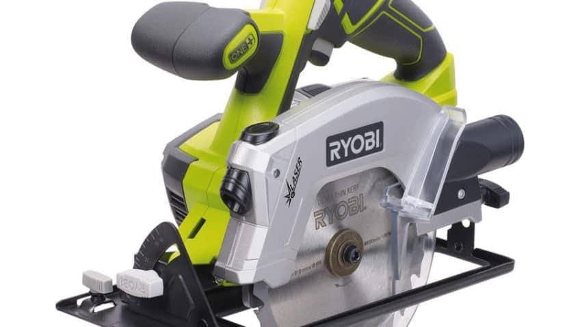 Review: Ryobi ONE+ Circular Saw (RWSL1801M)