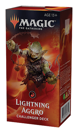 Which Challenger Deck to Buy in 2019 Lightining Aggro