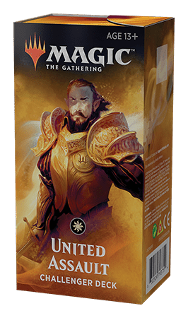 Which Challenger Deck to Buy in 2019 United Assault