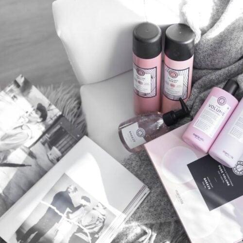 Maria Nila Faves! Color Refresh Lavender & Styling || Moje zkušenosti