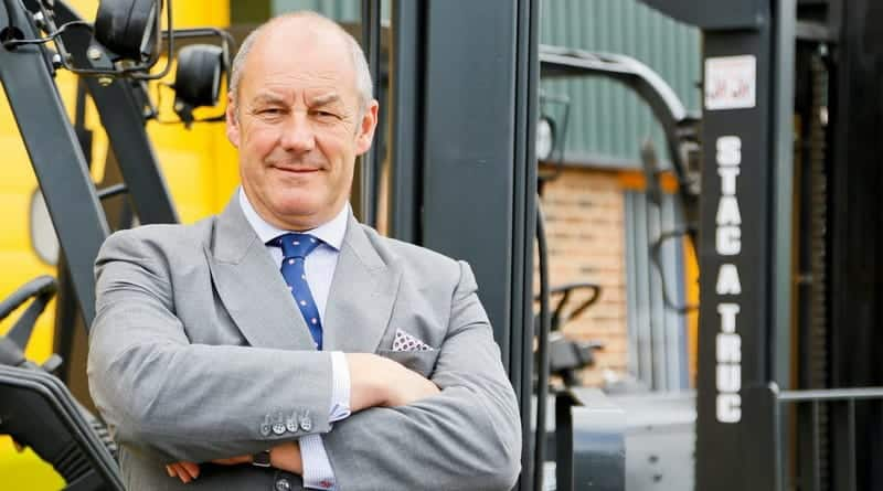 Chief Executive of Fork Lift Truck Association steps down